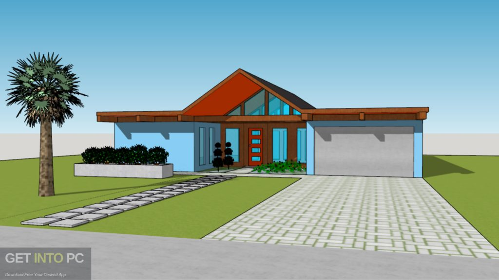 SketchUp Pro 2018 for MacOS Latest Version Download-GetintoPC.com