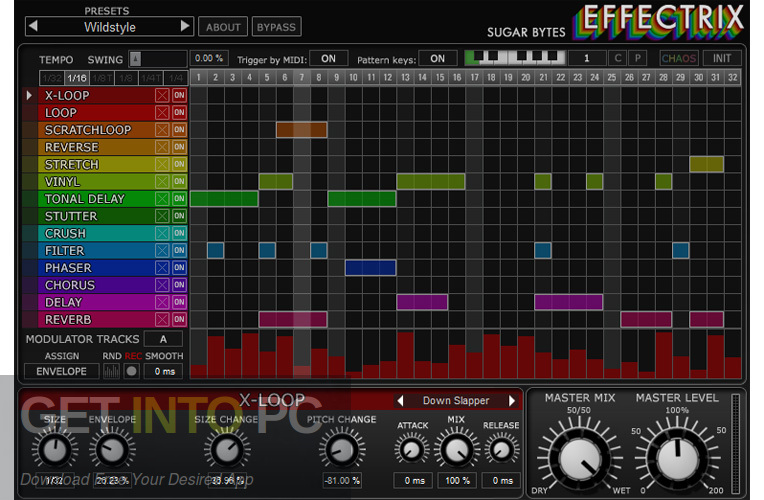 SugarBytes Effectrix Latest Version Download-GetintoPC.com