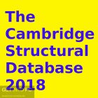 The Cambridge Structural Database 2018 Free Download-GetintoPC.com