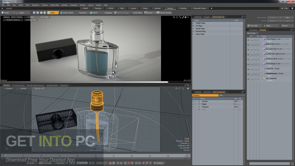 The Foundry MODO 11.2 V2 with Content Direct Link Download-GetintoPC.com