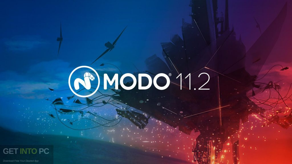 The Foundry MODO 11.2 V2 with Content Free Download-GetintoPC.com