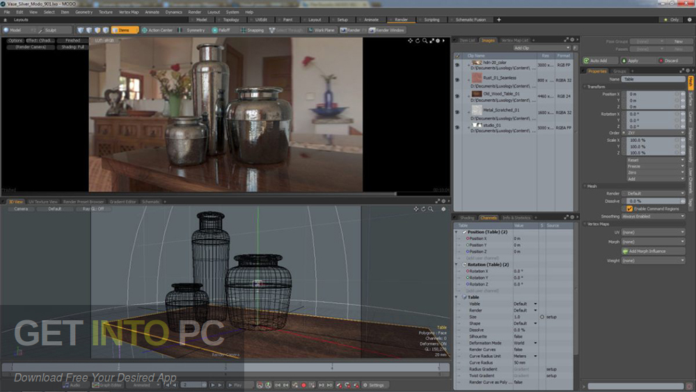 The Foundry MODO 12.1 Latest Version Download-GetintoPC.com