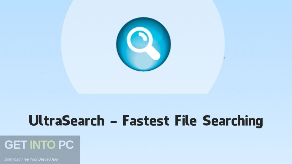 UltraSearch for Mac Free Download-GetintoPC.com