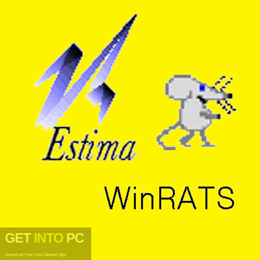 WinRATS Pro 10 Free Download-GetintoPC.com