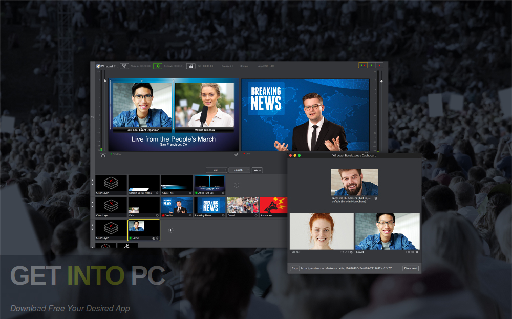 Wirecast Pro 11 Offline Installer Download-GetintoPC.com