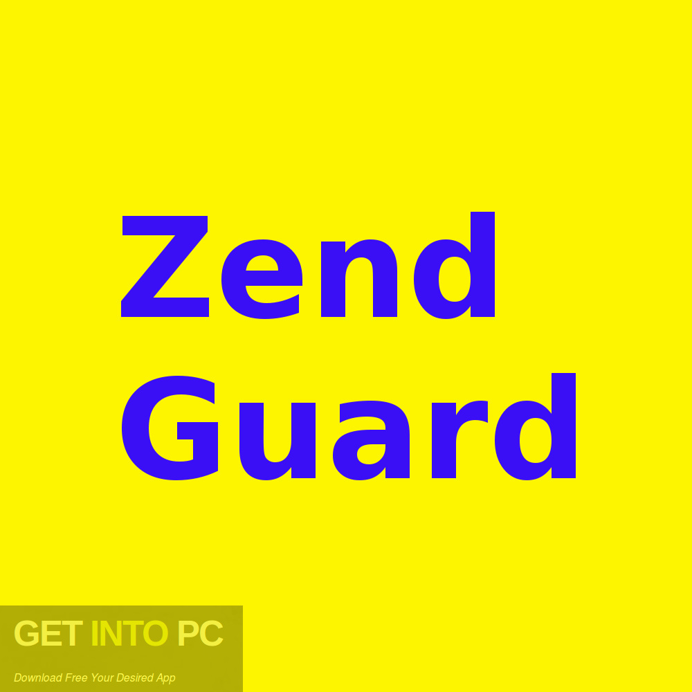 Zend Guard Free Download-GetintoPC.com