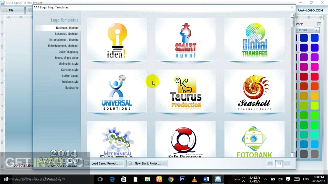 Logo Design Software Download Full Version - Free