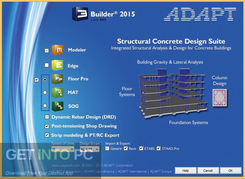 ADAPT Builder 2015 Free Download-GetintoPC.com
