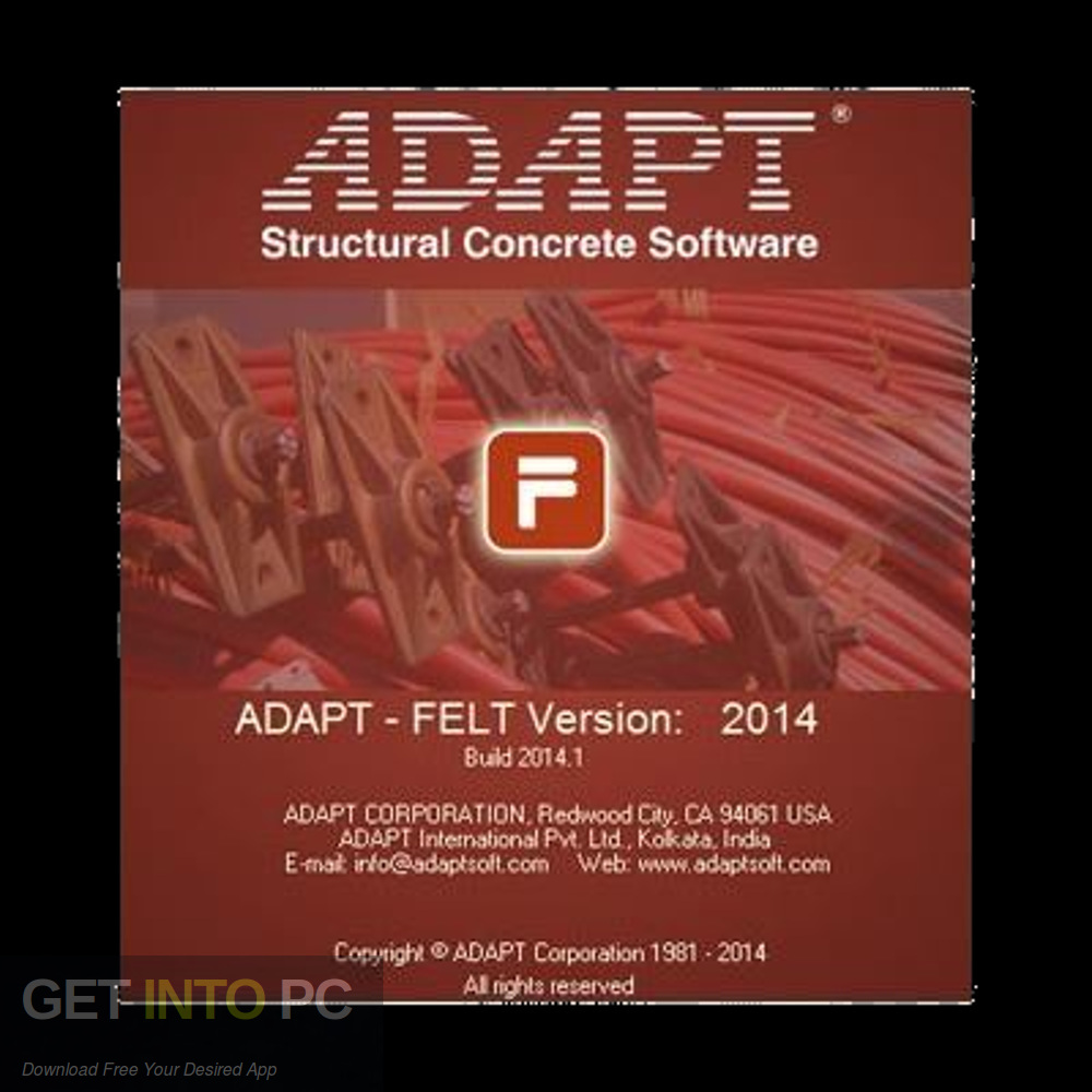 ADAPT-FELT 2014 Free Download-GetintoPC.com