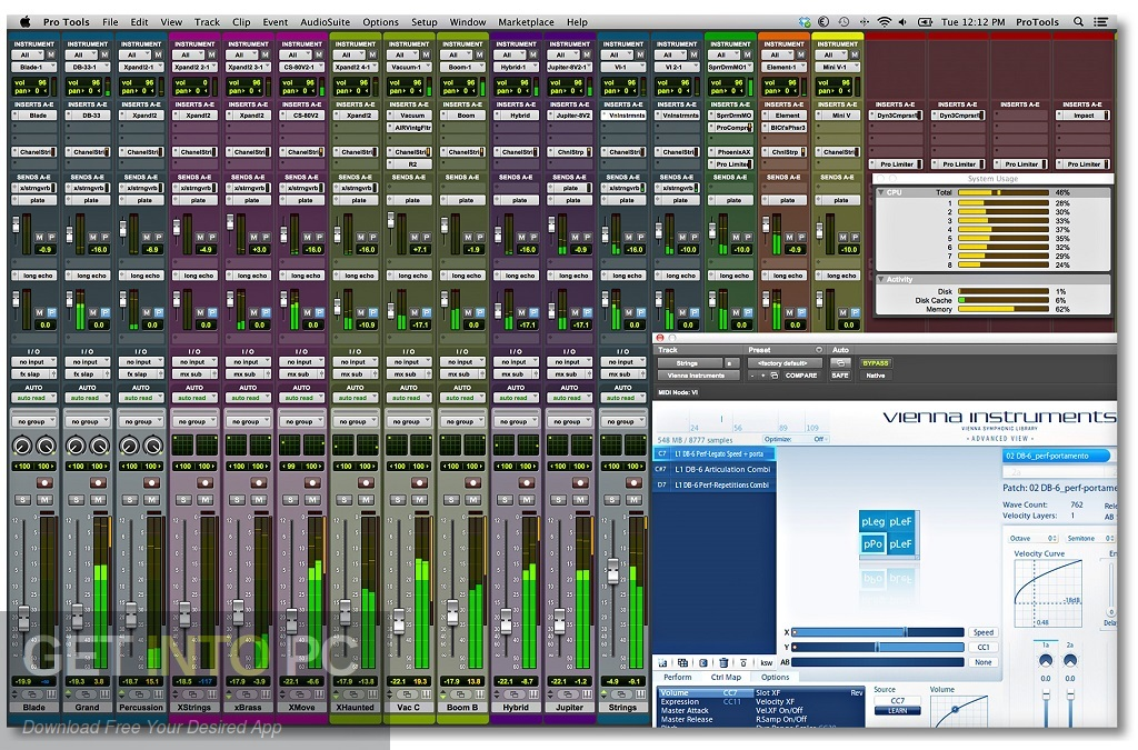 AVID ProTools for Mac Direct Link Download-GetintoPC.com