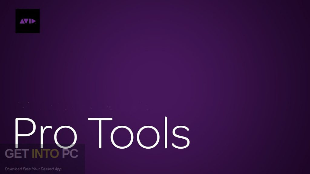AVID ProTools for Mac Free Download-GetintoPC.com