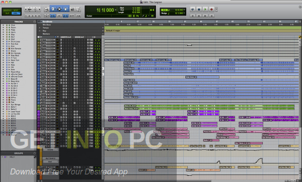 AVID ProTools for Mac Latest Version Download-GetintoPC.com