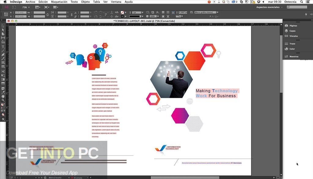 Adobe InDesign 2021 Latest Version Download