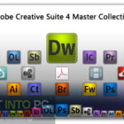 Adobe Master Collection CS4 Free Download-GetintoPC.com