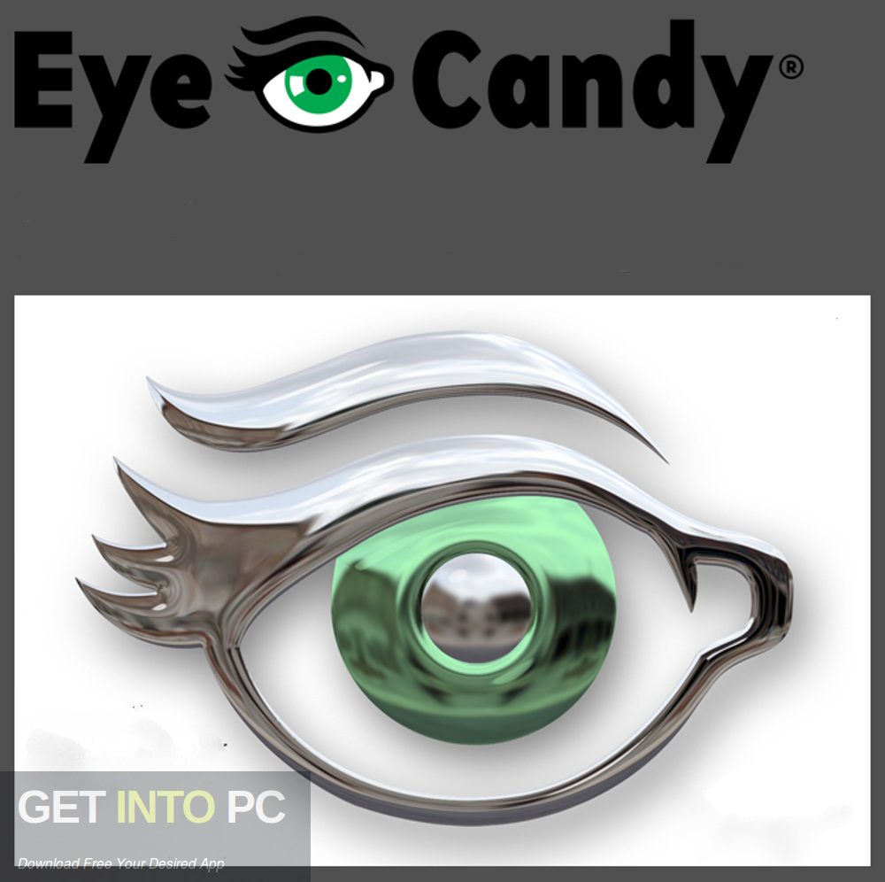 Alien Skin Eye Candy Photoshop Plugin Free Download-GetintoPC.com