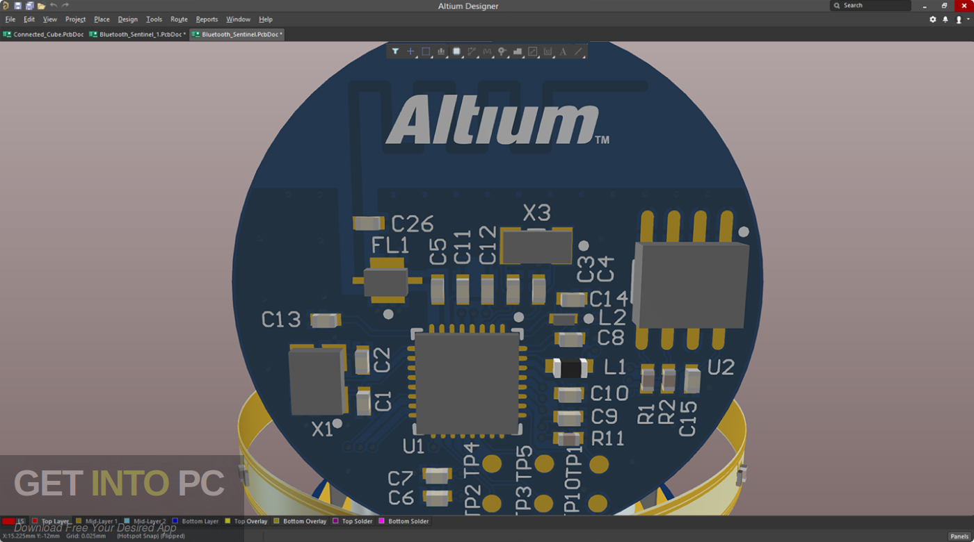 Altium Designer 19 Latest Version Download-GetintoPC.com