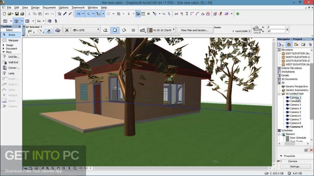 ArchiCAD 17 Offline Installer Download-GetintoPC.com