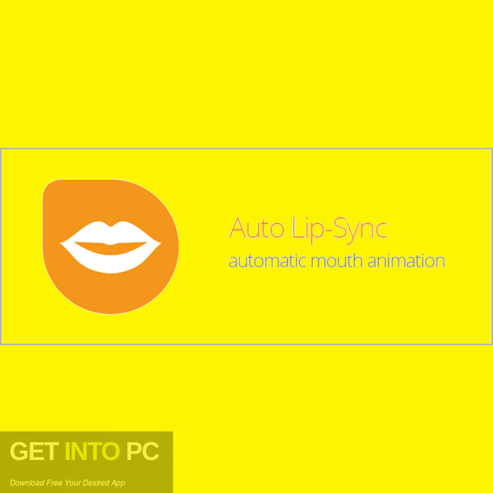 Auto Lip-Sync Script for After Effects Free Download-GetintoPC.com