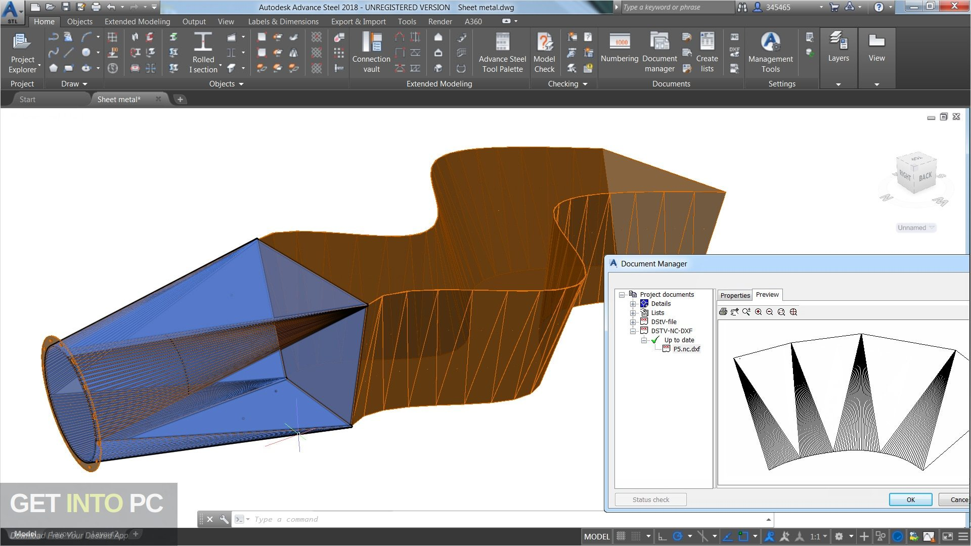 Autodesk Advance Steel 2019 Direct Link Download-GetintoPC.com