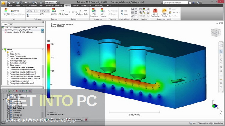 Autodesk Moldflow Synergy 2019 Direct Link Download-GetintoPC.com