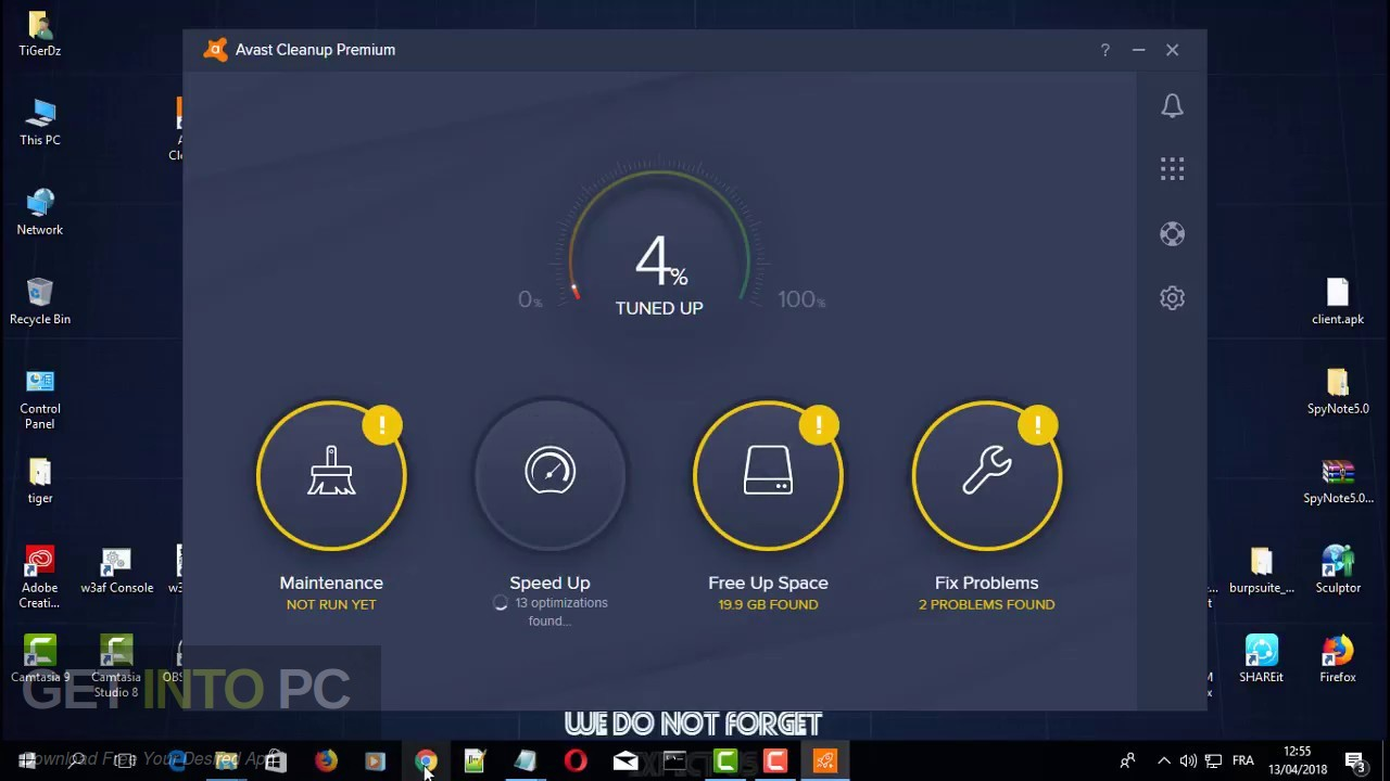 Avast Cleanup Premium 2018 Latest Version Download-GetintoPC.com