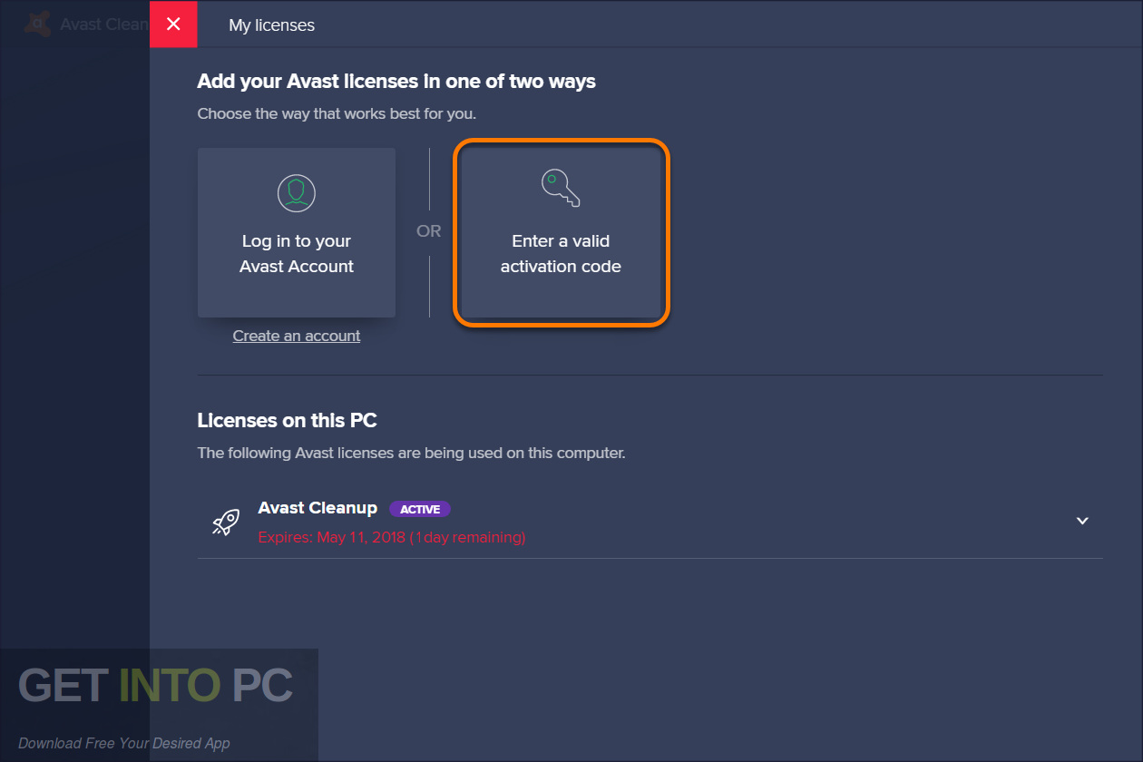 Avast Cleanup Premium 2018 Offline Installer Download-GetintoPC.com