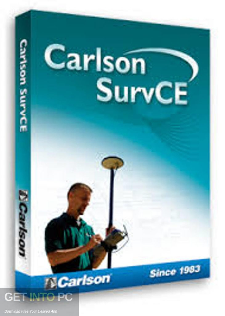 Carlson SurvCE + Data Collectors Free Download-GetintoPC.com
