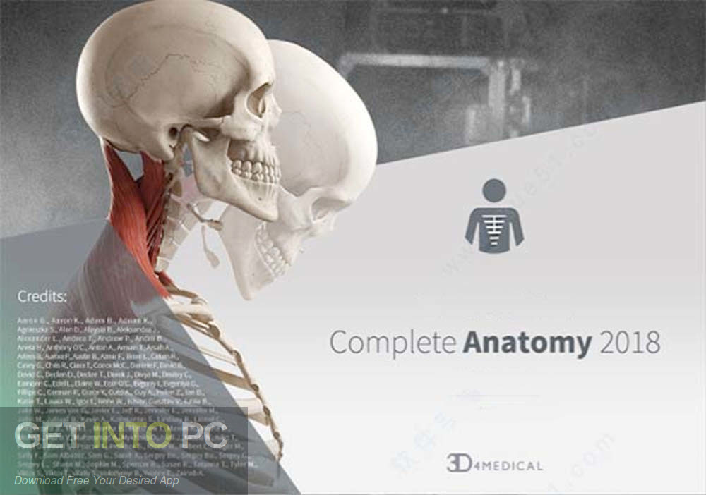 Complete Anatomy 2018 for Mac Free Download-GetintoPC.com