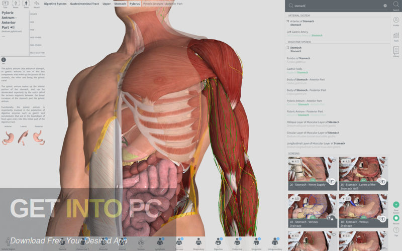 Complete Anatomy 2018 for Mac Latest Version Download-GetintoPC.com
