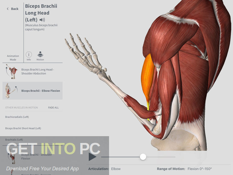 Complete Anatomy 2018 for Mac Offline Installer Download-GetintoPC.com