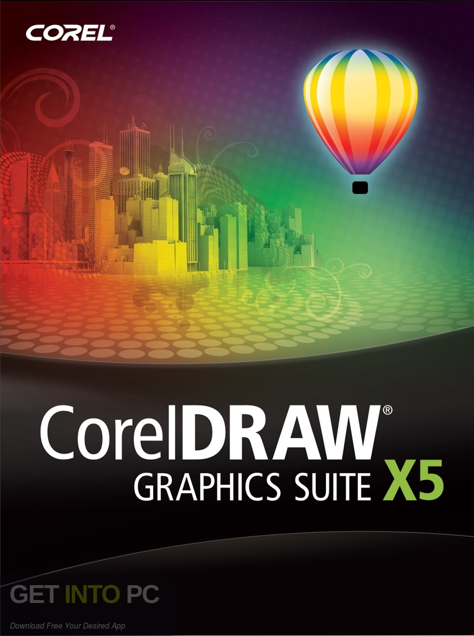 CorelDRAW Graphics Suite X5 2010 Free Download-GetintoPC.com