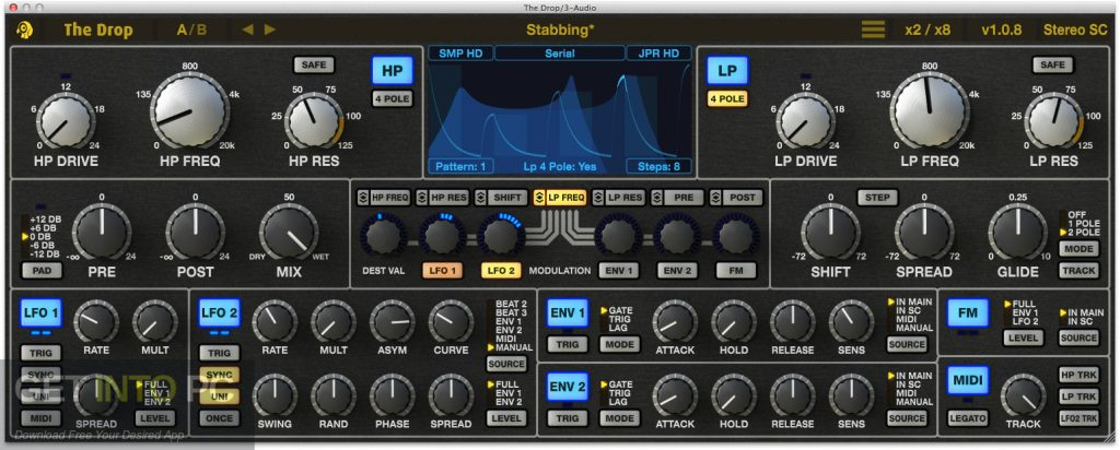 Cytomic The Glue VST Direct Link Download-GetintoPC.com