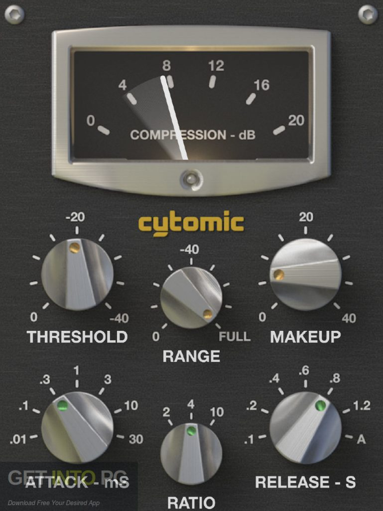 Cytomic The Glue VST Latest Version Download-GetintoPC.com