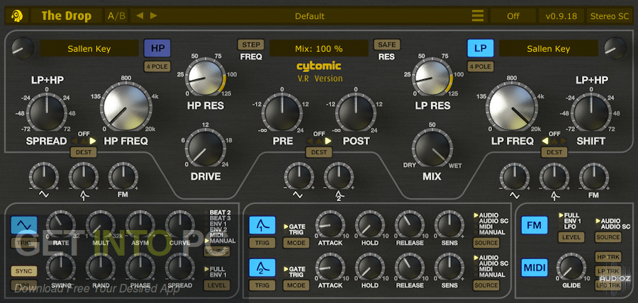 Cytomic The Glue VST Offline Installer Download-GetintoPC.com