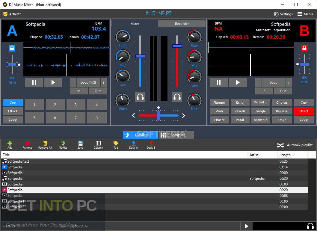 DJ Music Mixer Free Download