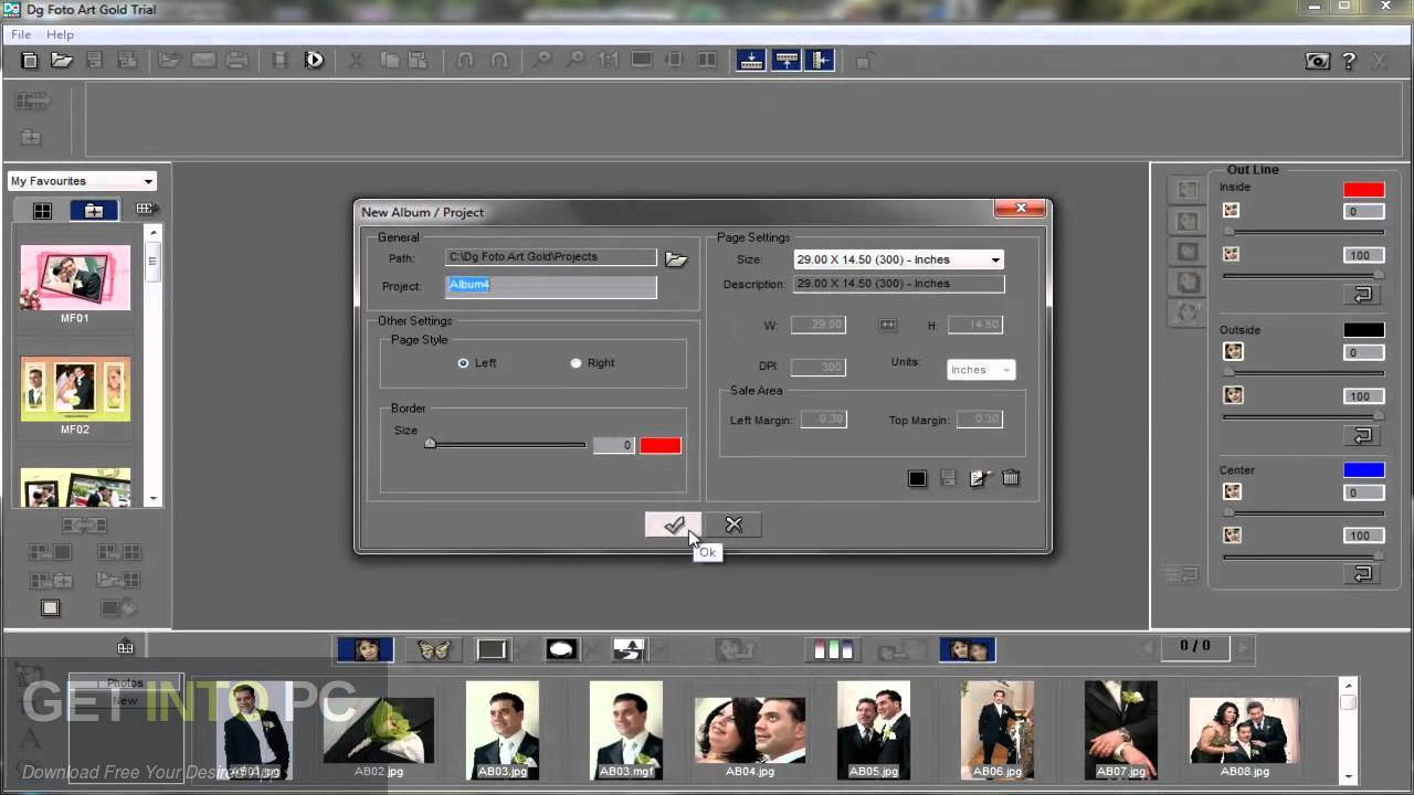 Dg Foto Art Gold Offline Installer Download-GetintoPC.com