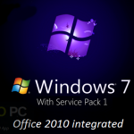 Download Windows 7 Ultimate with Office 2010 Aug 2017