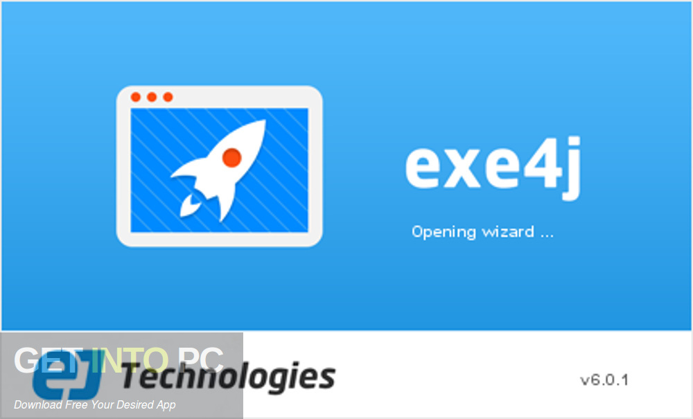 EJ Technologies Exe4j Free Download-GetintoPC.com