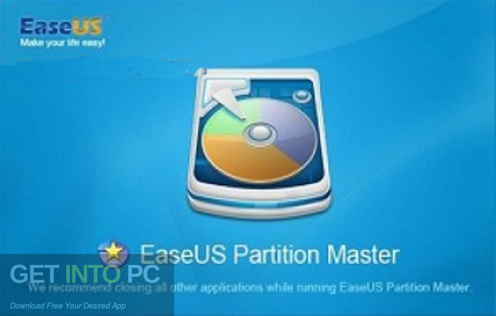 EaseUS Partition Master 13 Free Download-GetintoPC.com