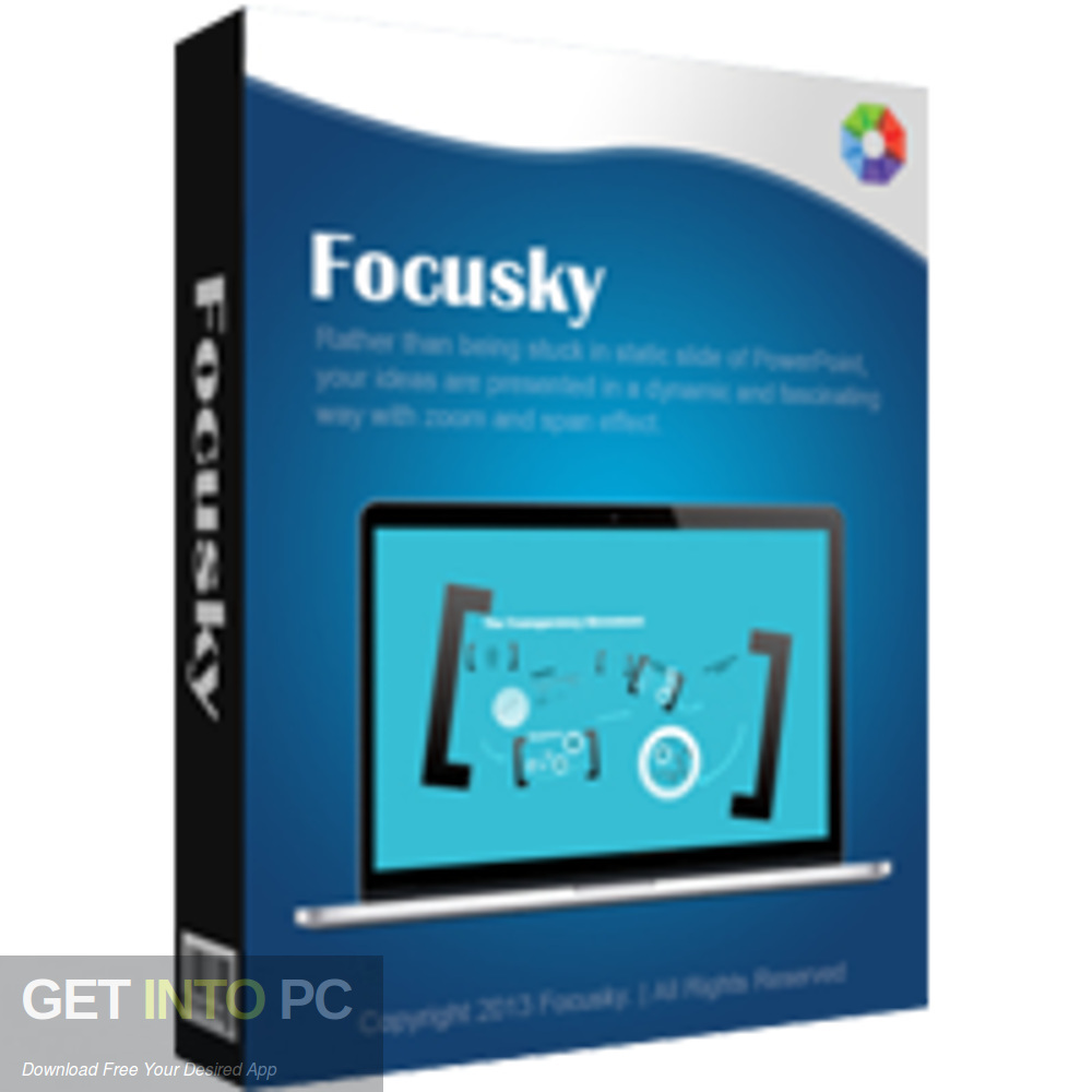 Focusky Presentation Maker Pro Free Download-GetintoPC.com