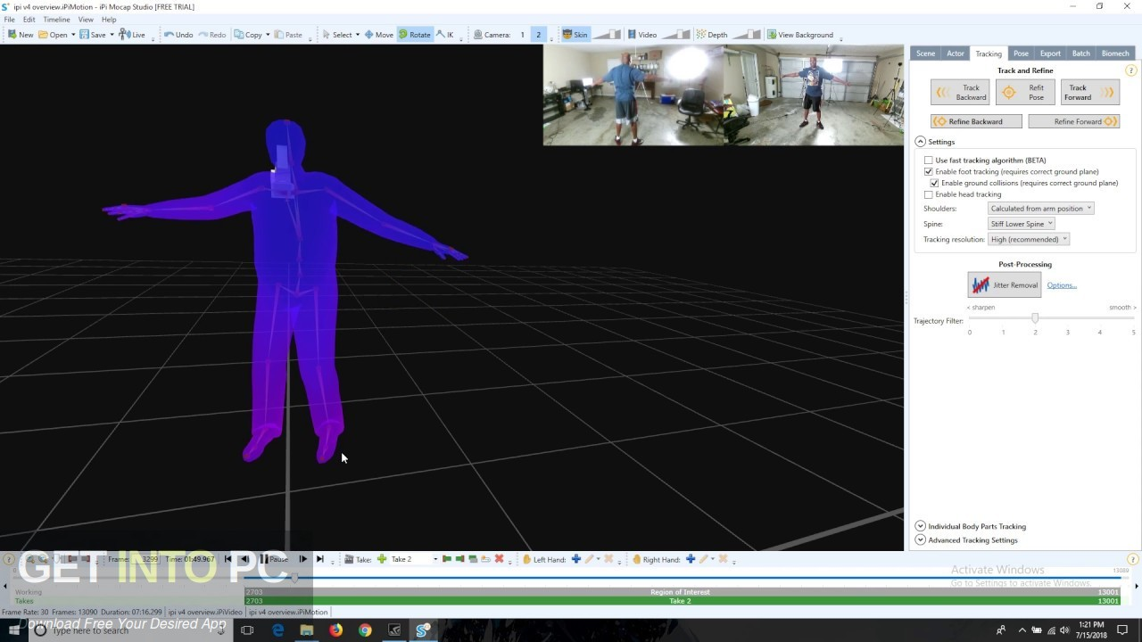 Mocap Device Plug-in Latest Version Download