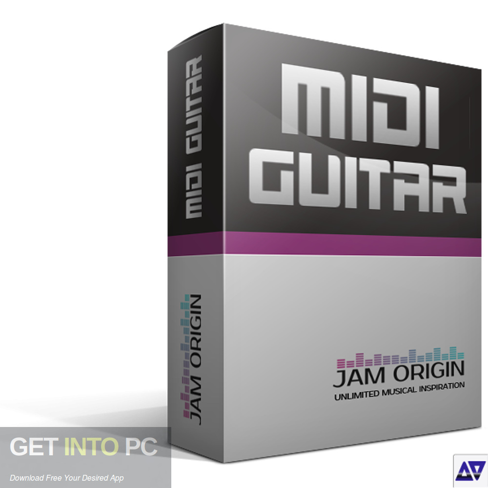 Jam Origin MIDI Guitar Free Download-GetintoPC.com