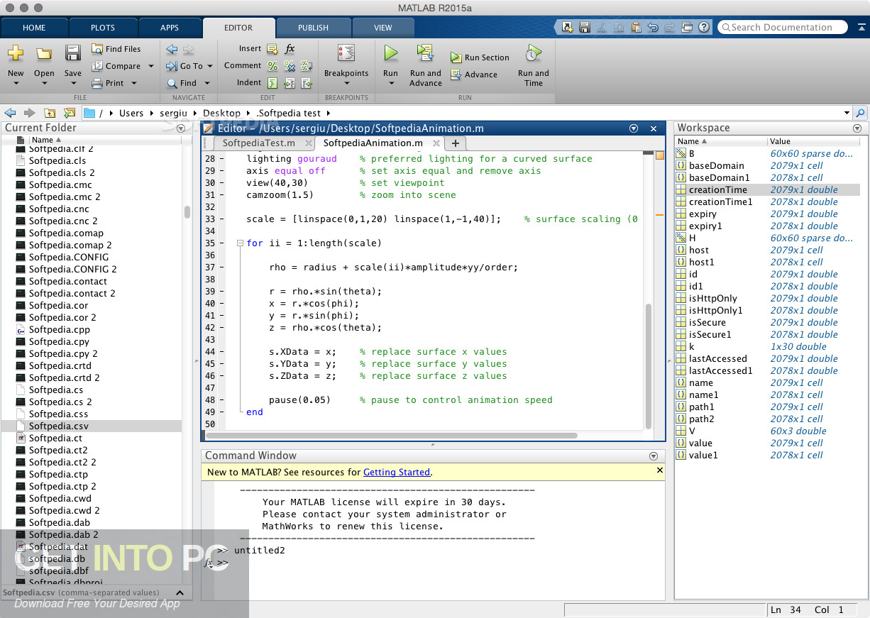 MATLAB R2018a for Mac Latest Version Download-GetintoPC.com