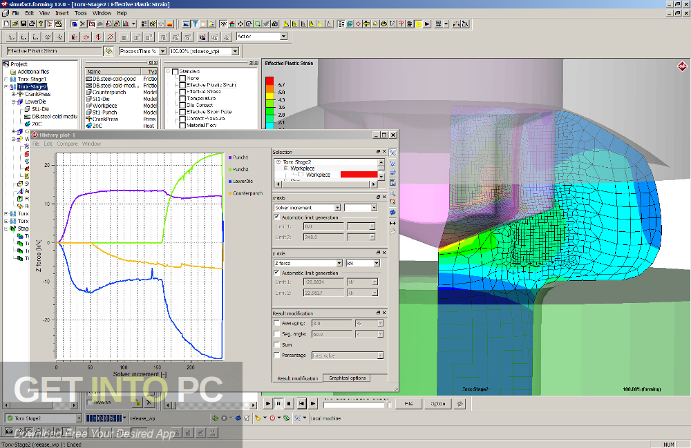 MSC Simufact Forming Latest Version Download-GetintoPC.com