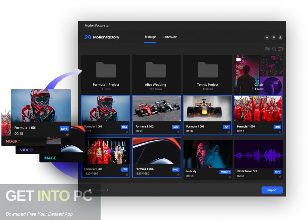 Motion Factory For After Effects Premiere Direct Link DOwnload-GetintoPC.com