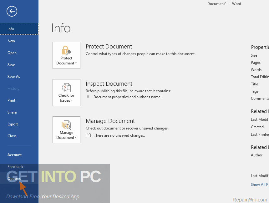 Office 2016 Pro Plus Romanian Latest Version Download-GetintoPC.com