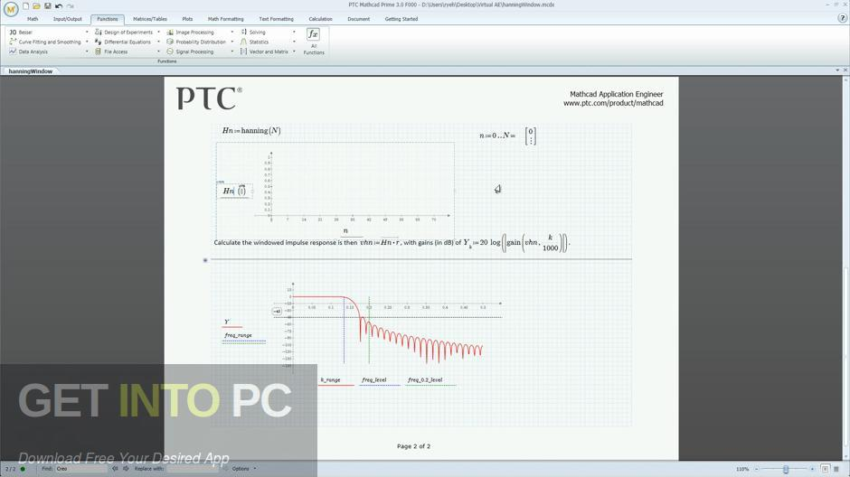 PTC Mathcad Prime 5 Latest Version Download-GetintoPC.com