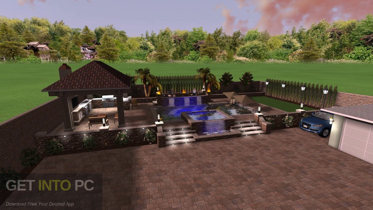 Realtime Landscaping Architect 2018 Direct Link Download-GetintoPC.com