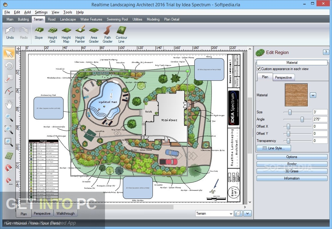 Realtime Landscaping Architect 2018 Offline Installer Download-GetintoPC.com