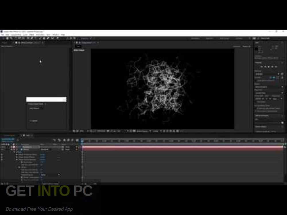 Rowbyte Plexus for Adobe After Effects for Mac OS X Offline Installer Download-GetintoPC.com